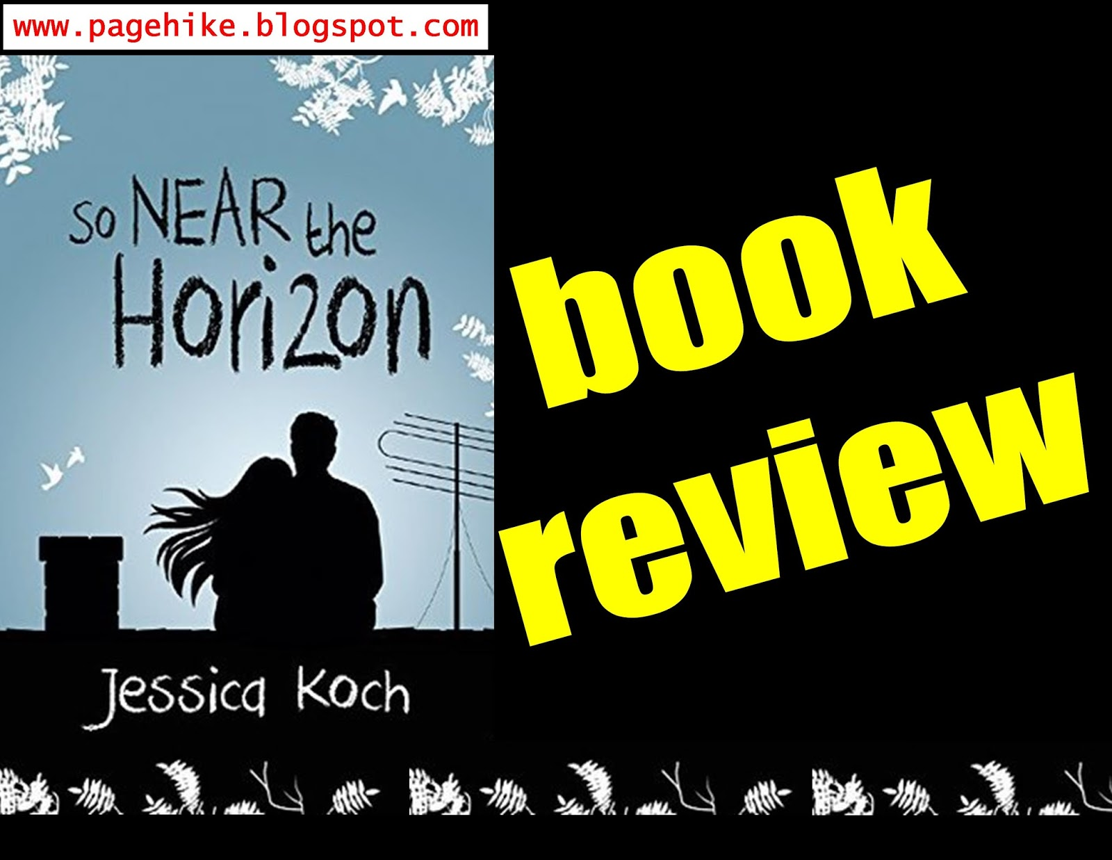 so near the horizon book review