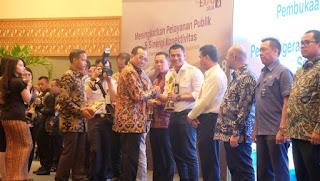 Layanan PT ASDP Raih Enam Penghargaan Pelayanan Publik Sektor Transportasi 2018