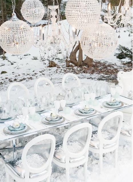 aaa La partecipazione di Elio e Asia... Mod. Sogno DicembrinoColore Bianco Colore Blu Nozze d'Inverno Partecipazioni intagliate
