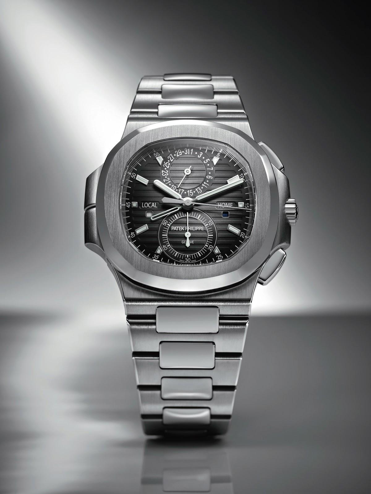 Patek Philippe Complications Chronograph Men's Watch 5170R ...  Patek Watch