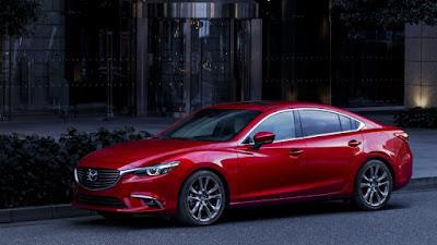 2018 Mazda 6 Rumeurs, Caractéristiques, Prix, Date de sortie