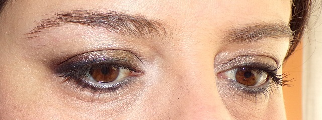 #maquillaje de ojos