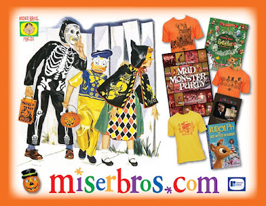 We have the Treats for Halloween in-stock!  We will bring them to the West Coast and the East Coast