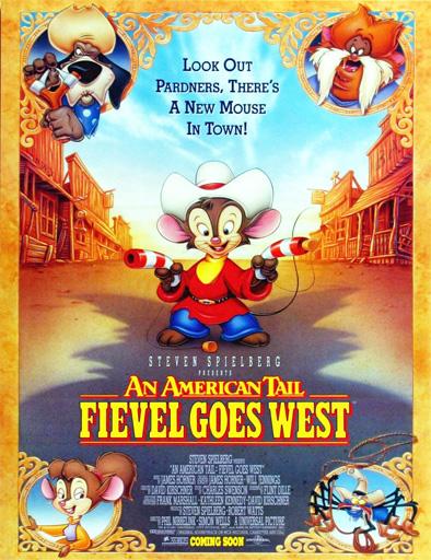Ver Fievel va al Oeste (1991) Online