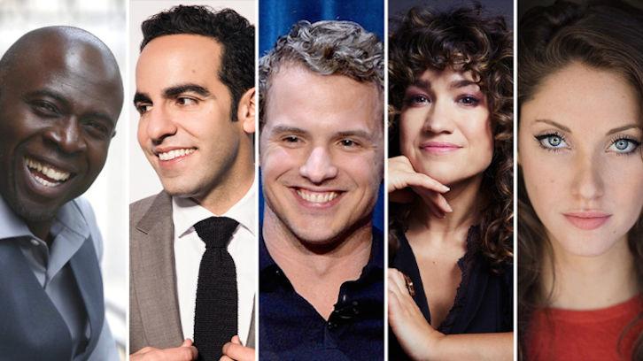 The Crew - Netflix NASCAR Comedy Cast Announced