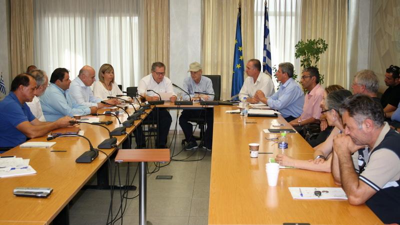 Συσκέψεις και πρωτοβουλίες για θέματα Natura 2000 και Τουρισμού στην Περιφέρεια ΑΜ-Θ