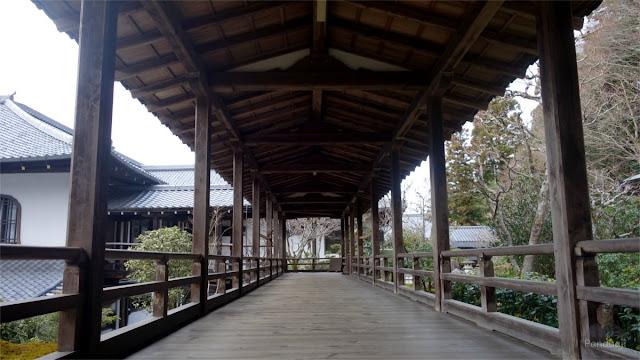 Bagian dalam Nanzenji Temple