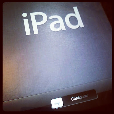 My new ipad!