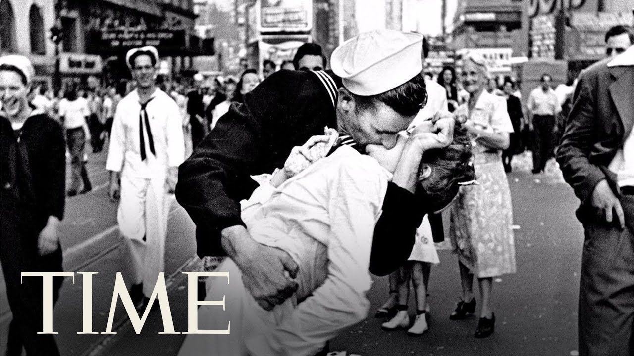 Sailor Who Kissed Woman In Iconic Times Square V-J Day Photo Dies At 95