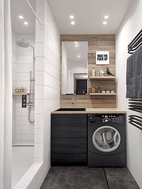 Ideas For a Zone of Washing With Style 5