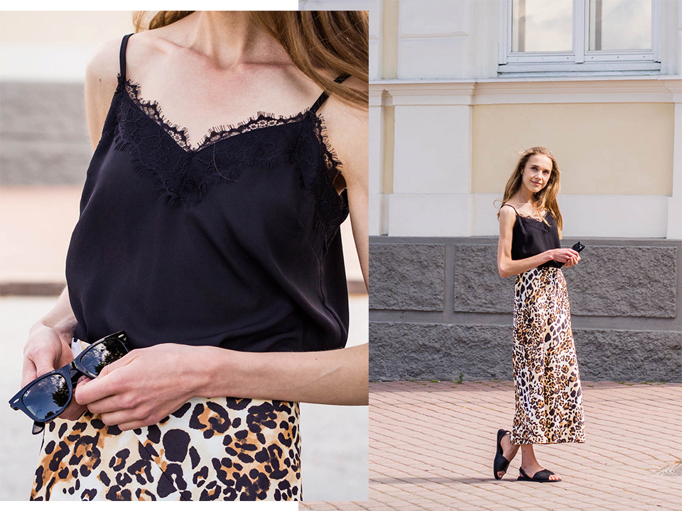 fashion-blogger-outfit-inspiration-leopard-print-satin-midi-skirt-muotiblogi-asu-inspiraation-leopardiprintti-satiini-midihame-and-other-stories