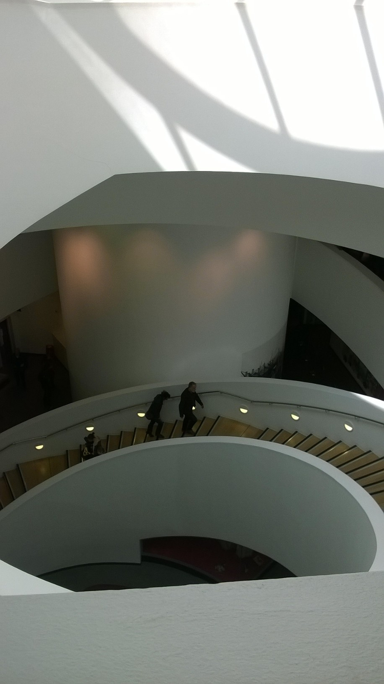 Museum of Liverpool Staircase