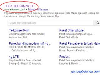 Kini Pihak Telkomsel Sudah Meminta Maaf Karena Sudah di Ratas