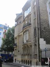 Paris - Immeuble Hector Guimard