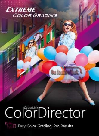 CyberLink ColorDirector Ultra 7 Free Download ,PC software