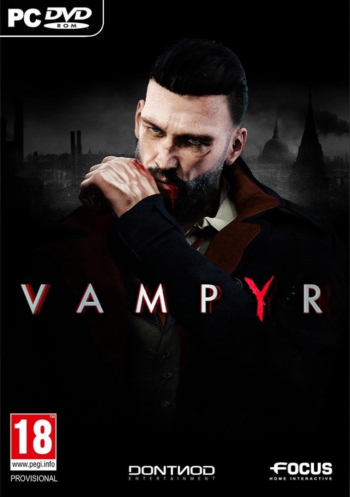 Descargar Vampyr ESPAÑOL MEGA