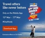 Makemytrip App Offer - Get Jaw Dropping Offers on Flights, Hotels & Holidays