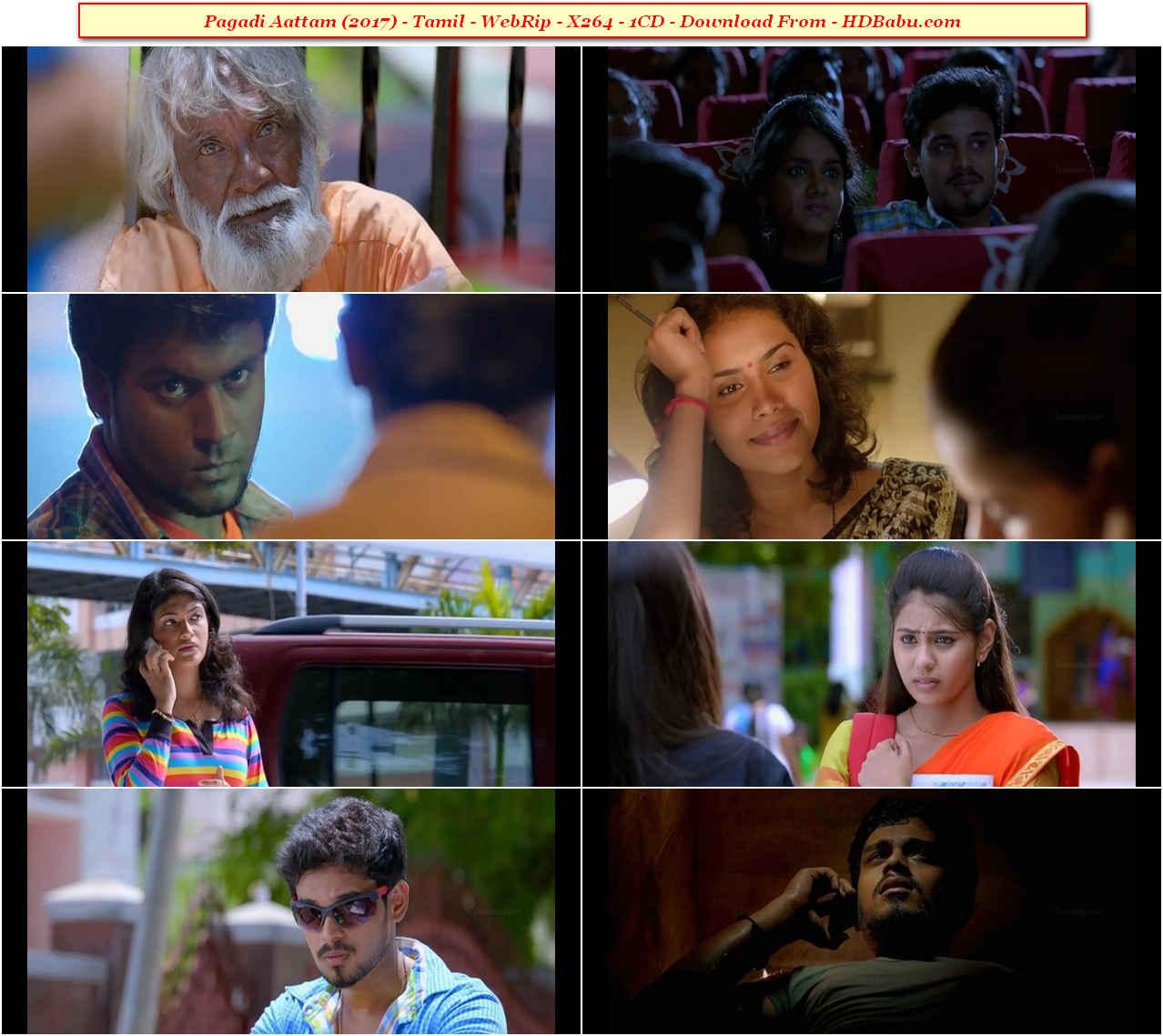 Pagadi Aattam Full Movie Download