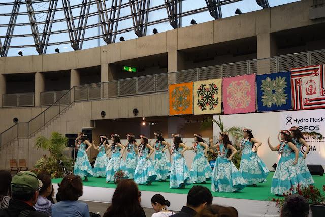 梅田フラダンス