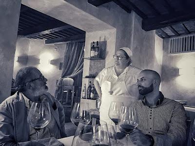 ristorante due stelle michelin da caino montemerano
