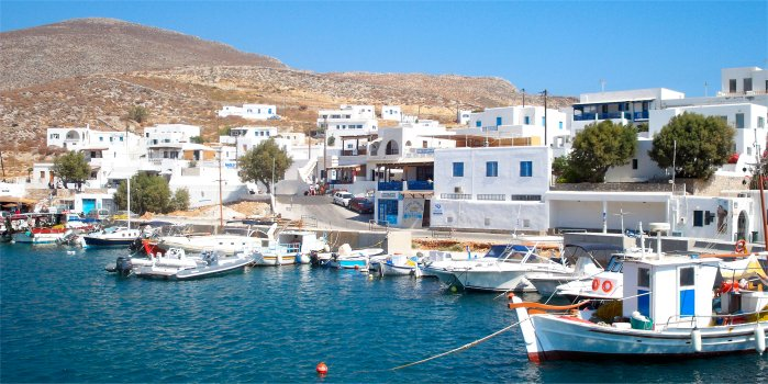 I migliori alloggi economici a Folegandros