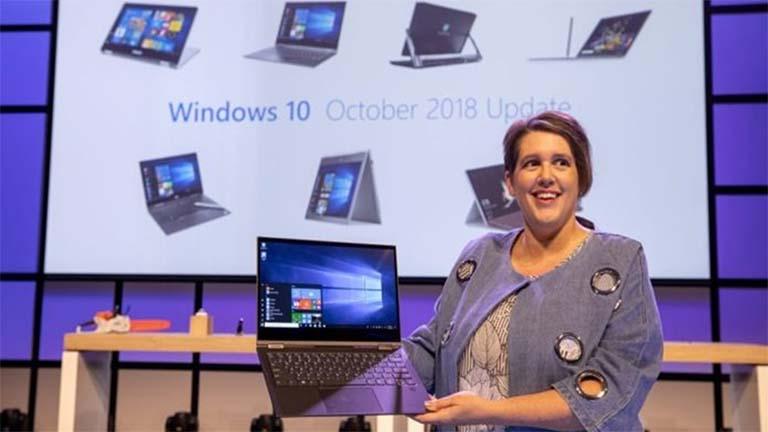 Microsoft Blokir Windows 10 October 2018 Update Pada Perangkat Intel