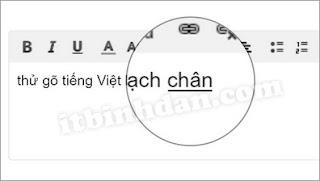 Đánh giá bộ gõ tiếng Việt của Windows 10