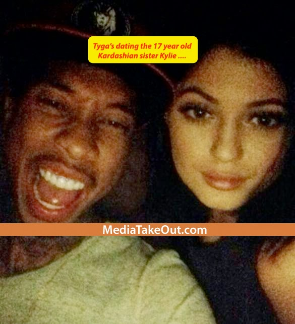 tyga dating a 17 year old