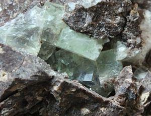 Fluoritgrube Gehren