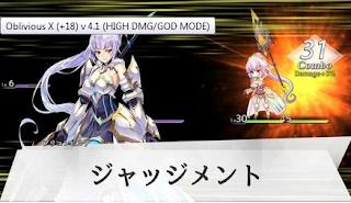 Oblivious X 4.3 Mod Apk HIGH DMG/GOD MODE