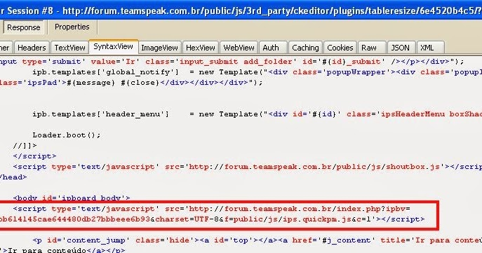 TeamSpeak Forum hacked and redirects users to DotCacheF Exploit Kit