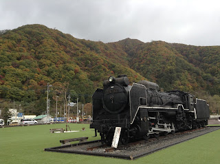 Gunma steam train