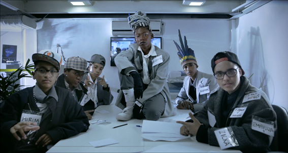 "Assista ""Internet (CYPHER KIDZ)"" com Mc Soffia, MC Mirim , Kunumi MC, Damyen MC, Cauan e MC Tum Tum"