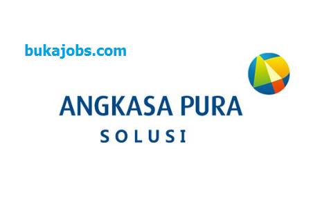 Lowongan Kerja PT Angkasa Pura Solusi Indonesia 2019
