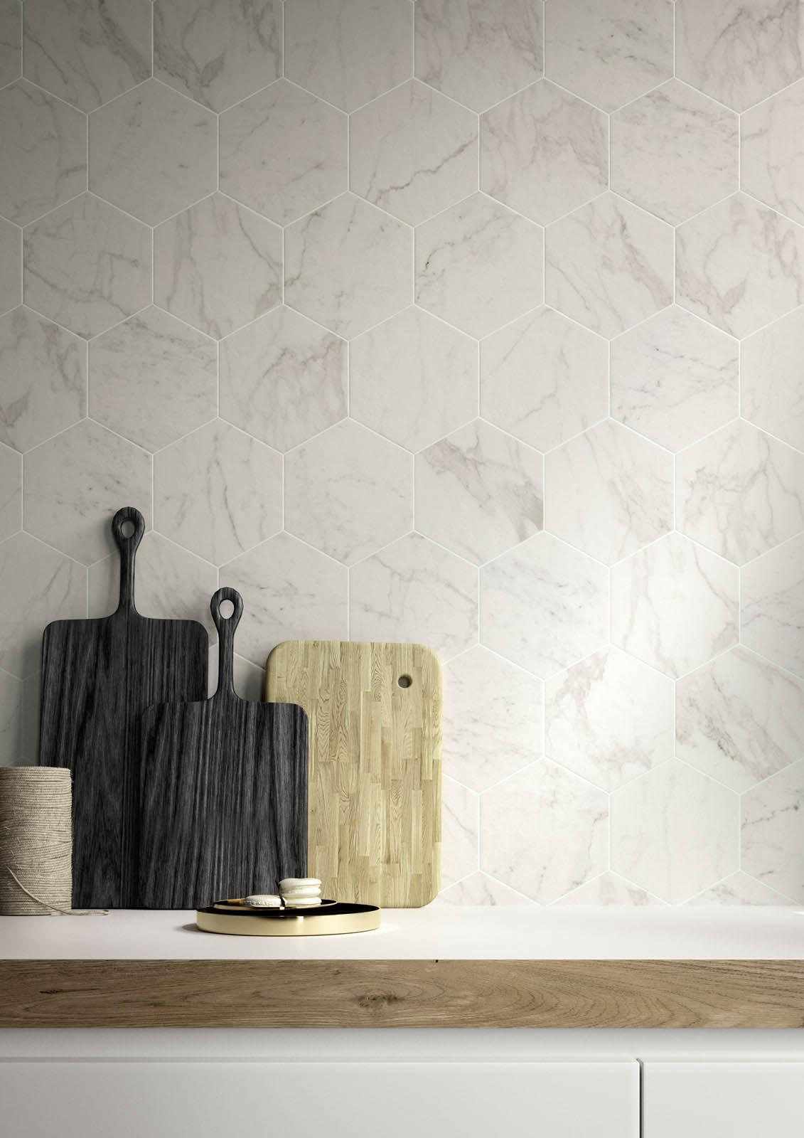 4BildCasa: Come scegliere le piastrelle in cucina? ecco le idee