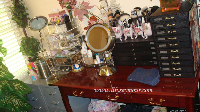 Makeup Organization and Storage