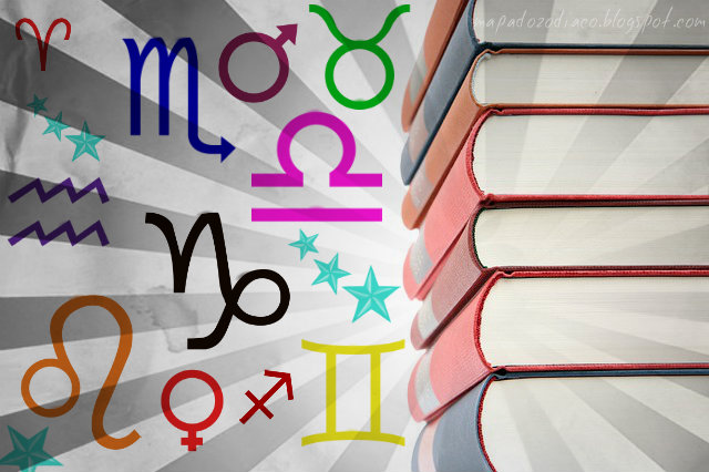 livros de astrologia