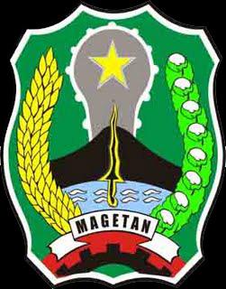 Sundul Magetan Lambang Kabupaten Magetan
