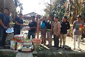 Perihatin, Pemerintah Dan Warga Perumnas Atakkae Bantu Korban Kebakaran