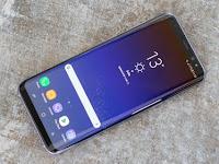 Layar Galaxy S8 Plus itu mahal harganya cukup untuk beli J7 Prime