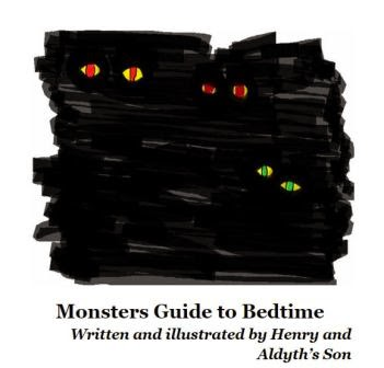 free kids book monsters guide to bedtime