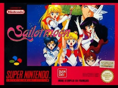 Rom de Bishoujo Senshi Sailor Moon em Português - Super Nintendo - Download