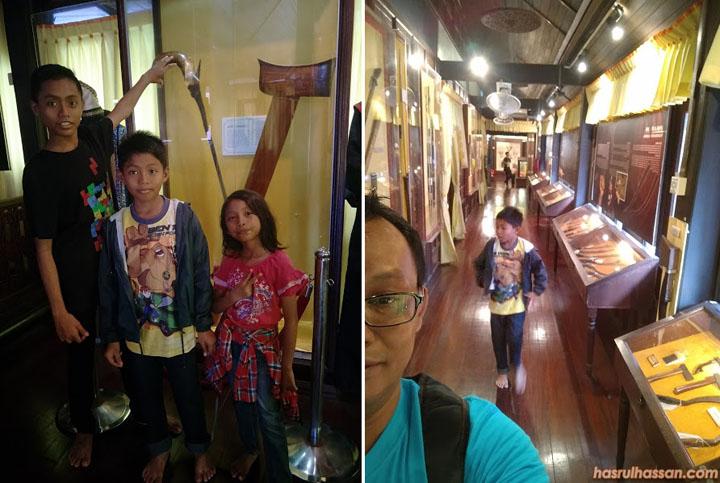 Balai Senjata Istana Jahar Kota Bharu