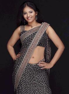 Actress Anjali Hot Navel