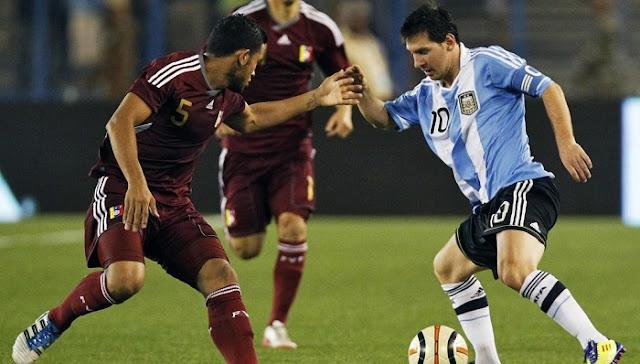 Argentina vs Venezuela en vivo Copa America Centenario