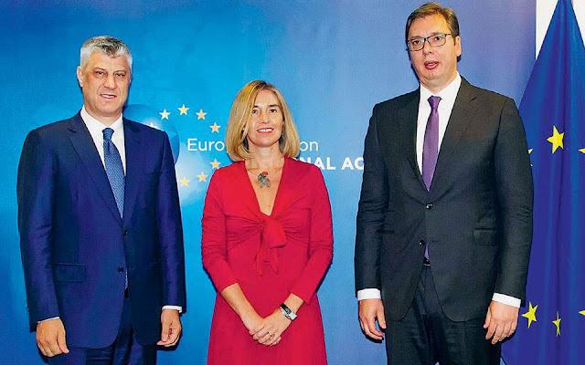 Κόσοβο, κρίσιμο τεστ για τα Βαλκάνια