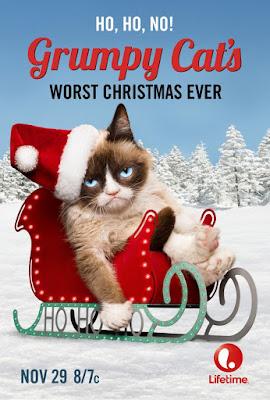 Grumpy Cat's Worst Christmas Ever (TV) 2014 Custom HDRi