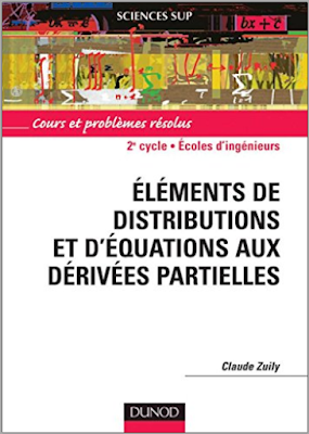 Télécharger Livre Gratuit Éléments de distributions et d'équations aux dérivées partielles pdf