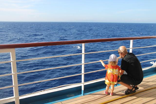 Carnival Karibia meri kansi laiva lapsi