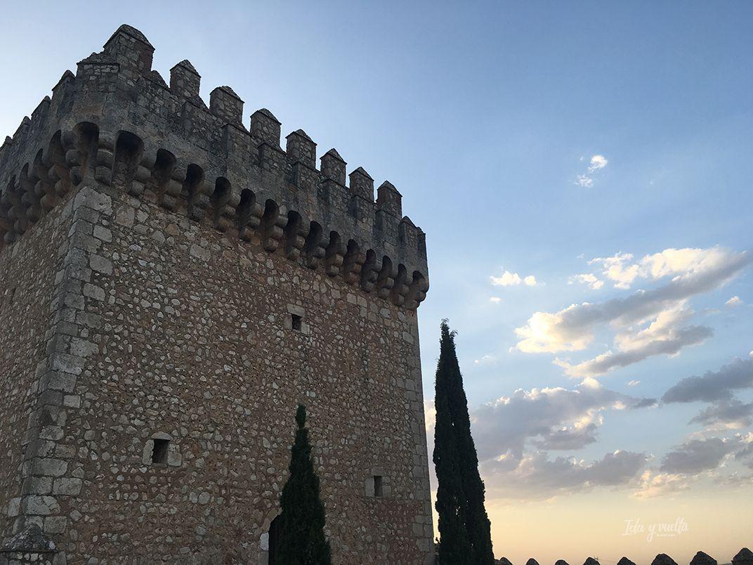 Parador Alarcón torre